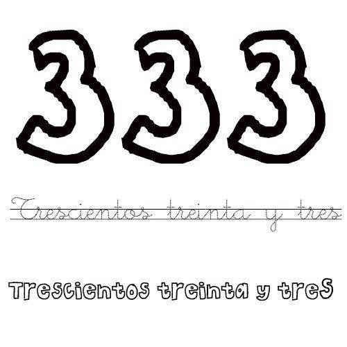 Adivinanza: Tres números tengo, tres