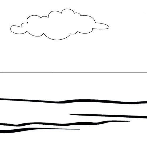 Adivinanza: El cielo y la tierra se van a juntar