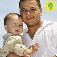 Numerología del nombre para el papá. Número 9