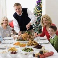 Recetas de segundos platos para niños en Navidad