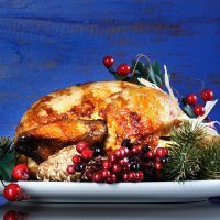 Recetas de pavo para los niños en Navidad