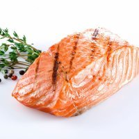 Recetas con salmón. Platos de pescado para niños