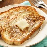 French toasts. Recetas fáciles para el desayuno