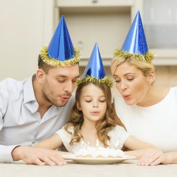 Recetas de cumpleaños