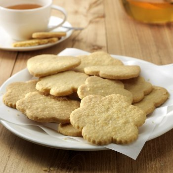 Galletas con margarina