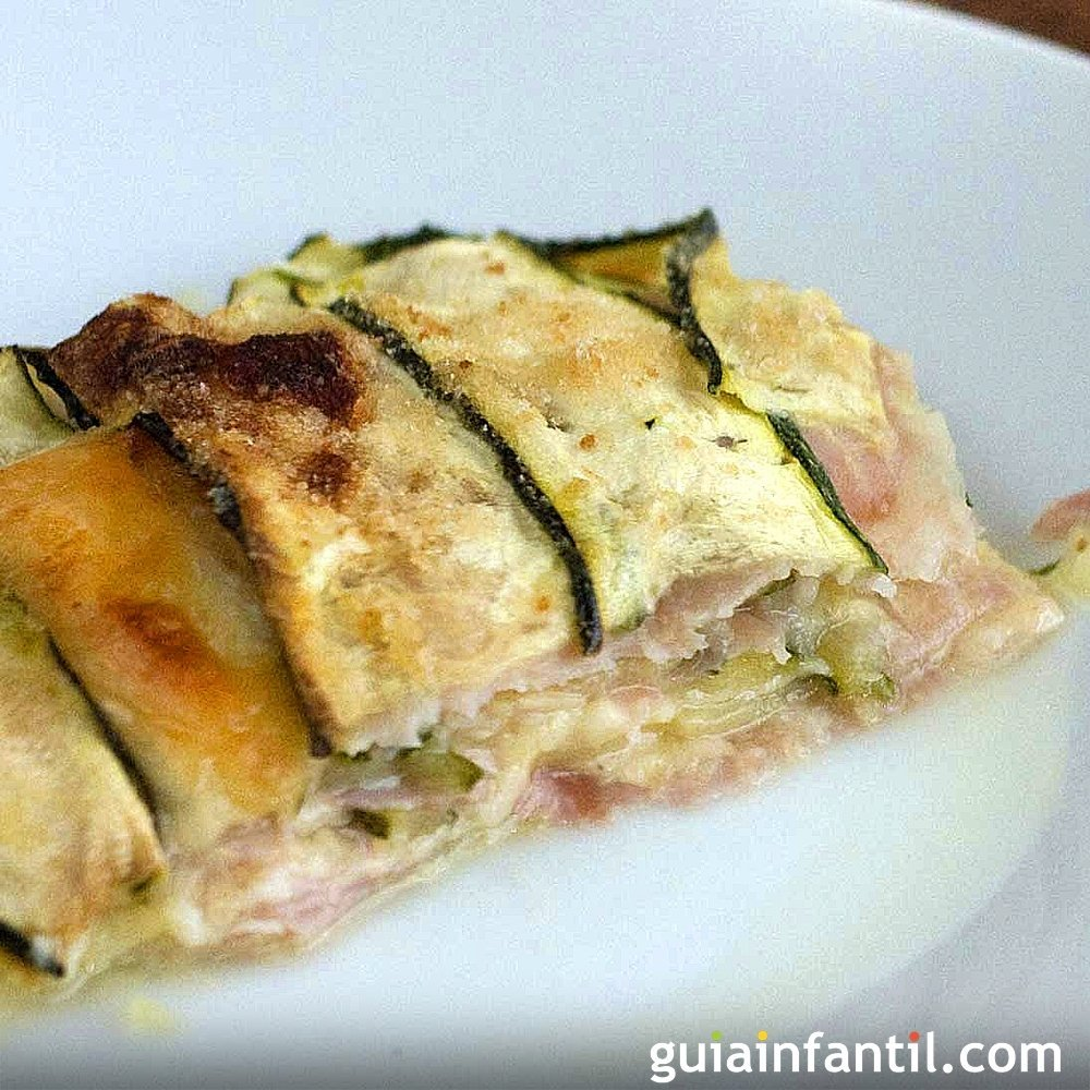 Lasa a de calabac n receta f cil y casera for Comida facil y sencilla