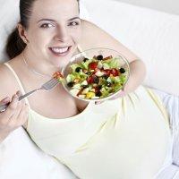 Primeros platos ligeros. Cenas para embarazadas