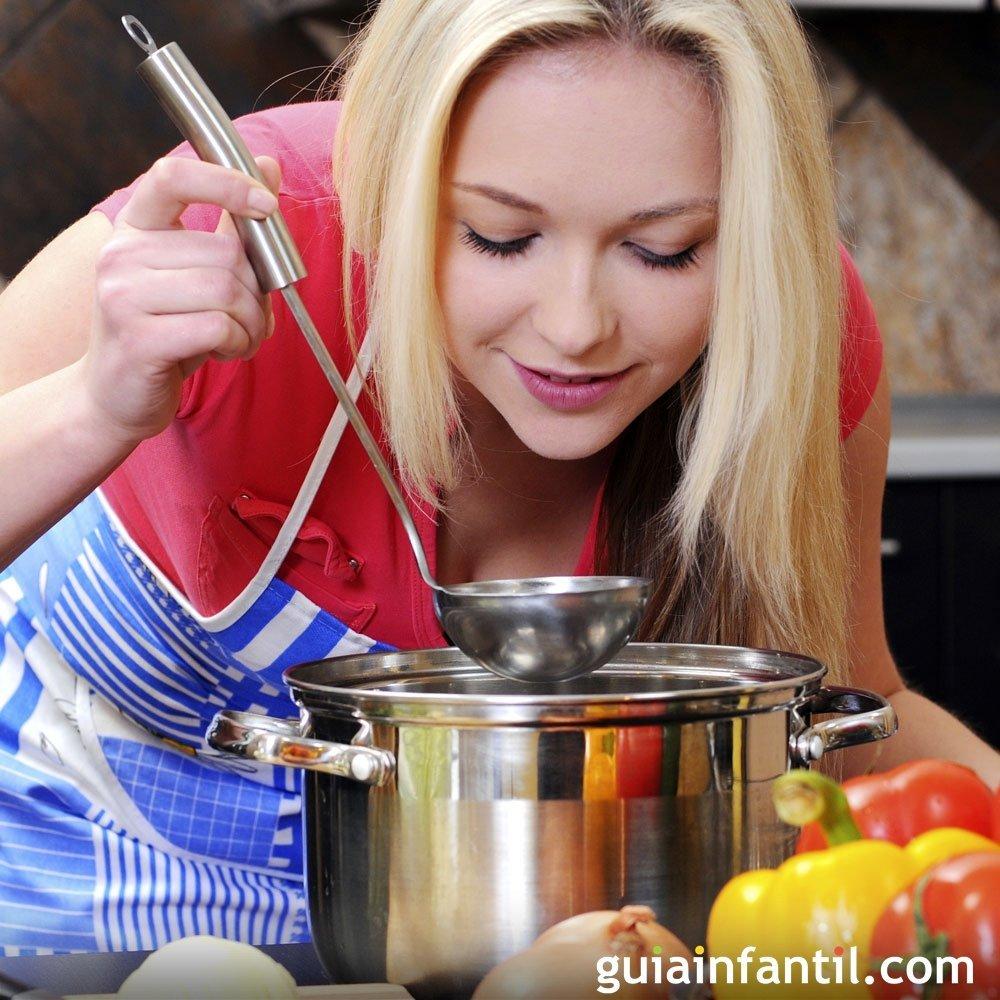 Recetas de segundos platos f ciles y r pidos para ni os for Platos faciles para cocinar