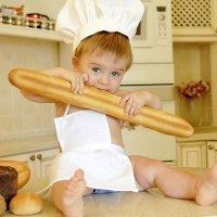 Recetas de pan para niños. Cómo hacer pan casero