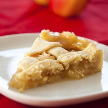 Tarta de manzana o apple pie