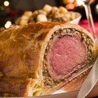 Beef Wellington. Receta de carne envuelta en hojaldre