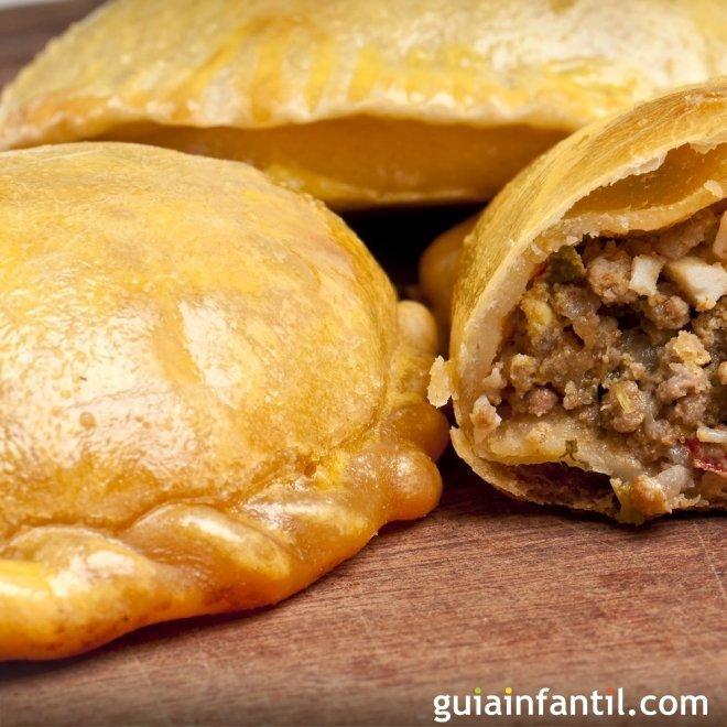 Empanada argentina. Recetas fáciles paso a paso