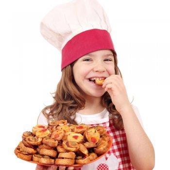 Aperitivos para comer en familia