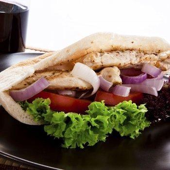 Receta de Kebab casero