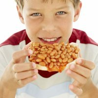 Recetas con alubias para niños