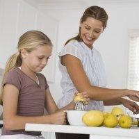 Recetas de postres y dulces con limón para niños