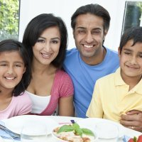 Recetas de comida india para niños
