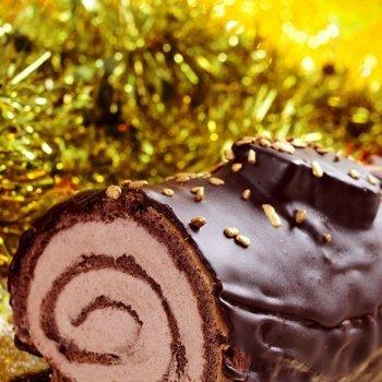 Tronco de Navidad. Receta tradicional casera