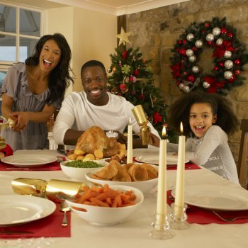 Recetas navideñas por países