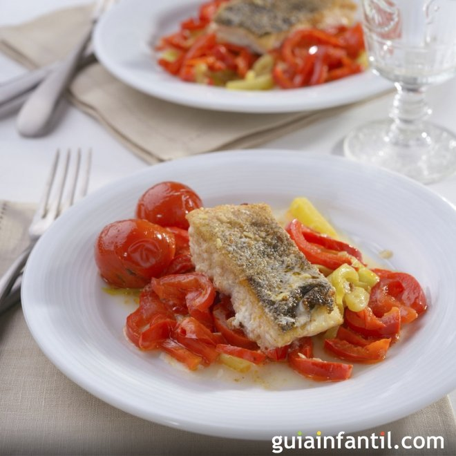 Bacalao a la vizcaína, receta tradicional