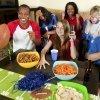 Aperitivos para ver la Super Bowl en familia