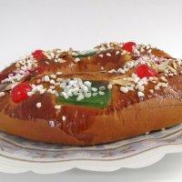 Roscón de Reyes rápido en Thermomix