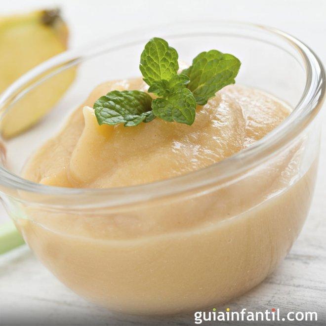 Compota de manzana: receta sana y económica
