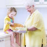 Recetas tradicionales de las abuelas para niños