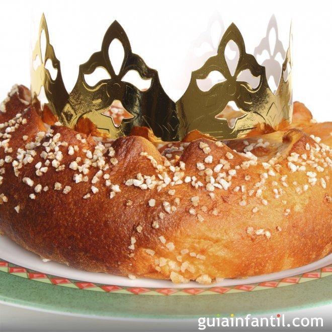 Roscón de Reyes casero, paso a paso