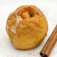 Manzanas asadas, receta tradicional