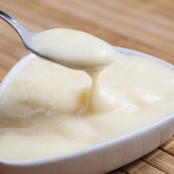Natillas sin huevo ni azúcar