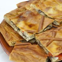 Empanada gallega de lomo, receta de la abuela