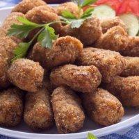Croquetas de soja. Una exquisita y sana receta