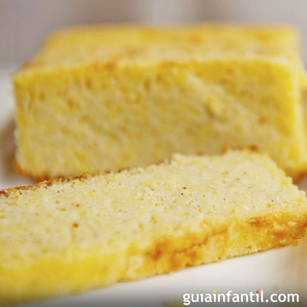 Bizcocho de lim n vegano con soja for Bizcocho limon esponjoso