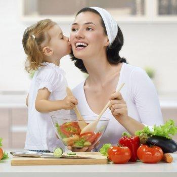 Recetas rápidas para madres