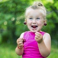 Recetas con cerezas para niños