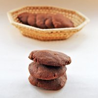 Brownielletas, galletas de brownie para merendar