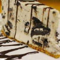 Cheesecake de galletas Oreo. Un postre ideal para los niños