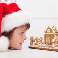 Dulces navideños para niños. Recetas de postres de Navidad