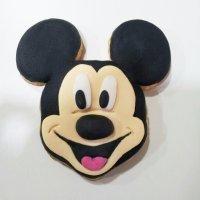 Decoración de galletas Disney para niños con fondant
