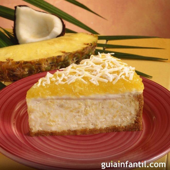 Rellenos para pasteles y tartas. Receta de la crema de coco