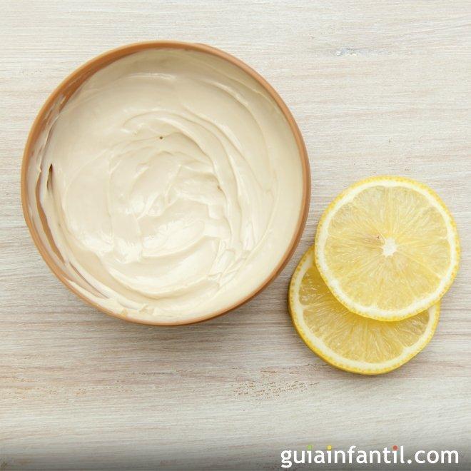 Crema de limón. Recetas de relleno de tartas y pasteles