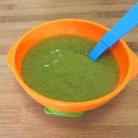 Receta de puré de calabacín, zanahoria y patata para bebés y niños