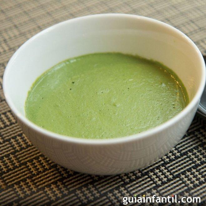 Receta de salsa verde. Receta de salsa casera