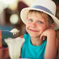 Meriendas de verano muy sencillas para los niños