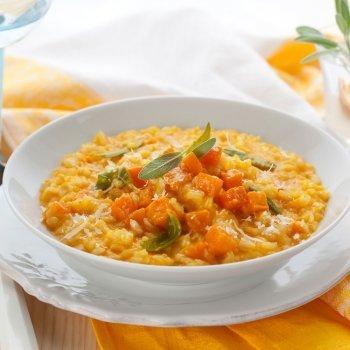 Receta de risotto multicolor sin gluten