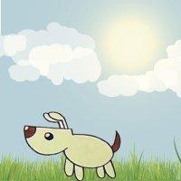 Cómo dibujar un perro. Dibujos para niños de animales