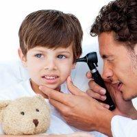 La otitis infantil y los resfriados