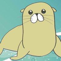 Dibujos infantiles de animales marinos. Cómo dibujar un león marino