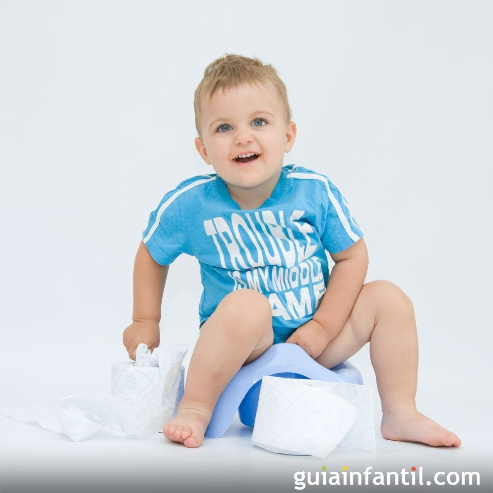 Baño En Ninos Con Fiebre:Enseña a tu hijo a ir al baño para hacer caca y pis